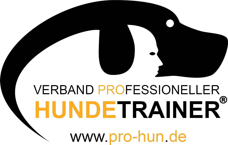 Mitglied im Verband professioneller Hundetrainerinnen und Hundetrainer e.V.